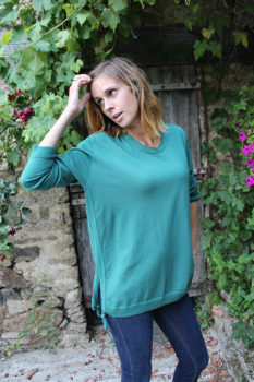 isabelle-allain-couturiere-creatrice-pull-vert-pole-metier-art-limousin-nouvelle-aquitaine-artisan-fait-main-made-in-france